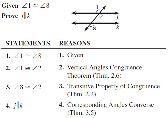 Big Ideas Math Geometry Answer Key Chapter 3 Parallel and Perpendicular Lines 3.3 a 11