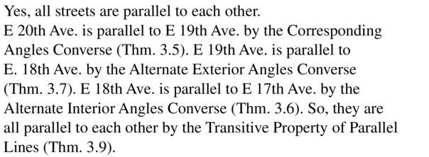 Big Ideas Math Geometry Answer Key Chapter 3 Parallel and Perpendicular Lines 3.3 a 25