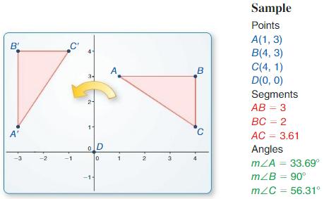 Big Ideas Math Geometry Answer Key Chapter 4 Transformations 53