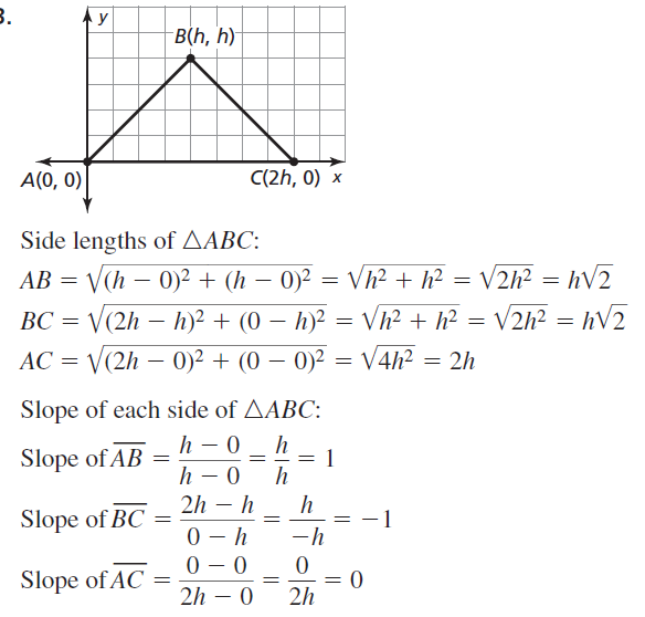 Big Ideas Math Geometry Answer Key Chapter 5 Congruent Triangles 5.8 a 13.1