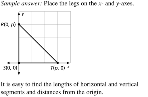 Big Ideas Math Geometry Answer Key Chapter 5 Congruent Triangles 5.8 a 5