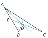 Big Ideas Math Geometry Answer Key Chapter 6 Relationships Within Triangles 80