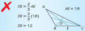 Big Ideas Math Geometry Answer Key Chapter 6 Relationships Within Triangles 82