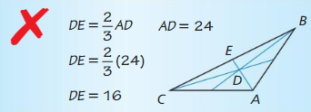 Big Ideas Math Geometry Answer Key Chapter 6 Relationships Within Triangles 83