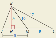 Big Ideas Math Geometry Answer Key Chapter 6 Relationships Within Triangles 88