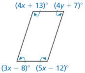 Big Ideas Math Geometry Answer Key Chapter 7 Quadrilaterals and Other Polygons 82