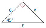 Big Ideas Math Geometry Answer Key Chapter 9 Right Triangles and Trigonometry 106