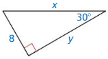 Big Ideas Math Geometry Answer Key Chapter 9 Right Triangles and Trigonometry 107