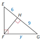 Big Ideas Math Geometry Answer Key Chapter 9 Right Triangles and Trigonometry 110