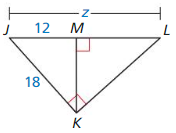 Big Ideas Math Geometry Answer Key Chapter 9 Right Triangles and Trigonometry 111