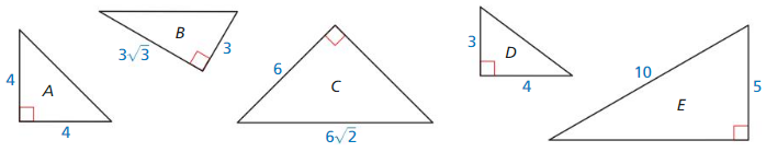 Big Ideas Math Geometry Answer Key Chapter 9 Right Triangles and Trigonometry 113