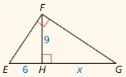 Big Ideas Math Geometry Answer Key Chapter 9 Right Triangles and Trigonometry 248