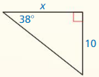 Big Ideas Math Geometry Answer Key Chapter 9 Right Triangles and Trigonometry 257