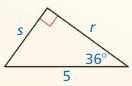 Big Ideas Math Geometry Answer Key Chapter 9 Right Triangles and Trigonometry 263