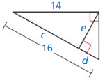 Big Ideas Math Geometry Answer Key Chapter 9 Right Triangles and Trigonometry 275