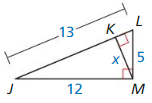 Big Ideas Math Geometry Answer Key Chapter 9 Right Triangles and Trigonometry 69