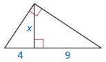 Big Ideas Math Geometry Answer Key Chapter 9 Right Triangles and Trigonometry 70