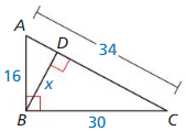 Big Ideas Math Geometry Answer Key Chapter 9 Right Triangles and Trigonometry 76