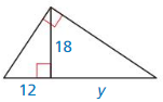 Big Ideas Math Geometry Answer Key Chapter 9 Right Triangles and Trigonometry 81