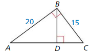 Big Ideas Math Geometry Answer Key Chapter 9 Right Triangles and Trigonometry 96