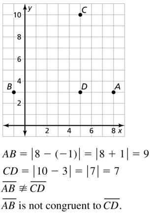 Big Ideas Math Geometry Answers Chapter 1 Basics of Geometry 1.2 a 11