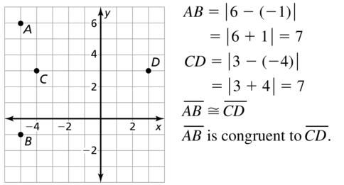 Big Ideas Math Geometry Answers Chapter 1 Basics of Geometry 1.2 a 13