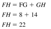 Big Ideas Math Geometry Answers Chapter 1 Basics of Geometry 1.2 a 15