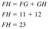 Big Ideas Math Geometry Answers Chapter 1 Basics of Geometry 1.2 a 17