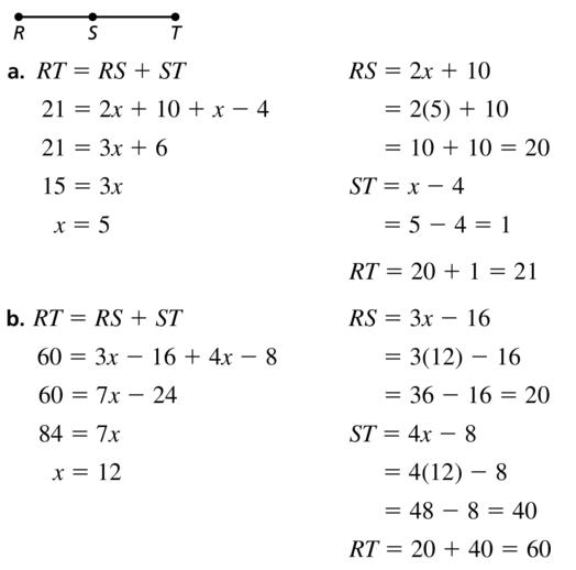 Big Ideas Math Geometry Answers Chapter 1 Basics of Geometry 1.2 a 29.1