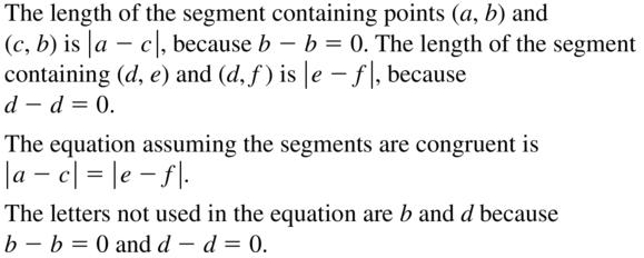 Big Ideas Math Geometry Answers Chapter 1 Basics of Geometry 1.2 a 35
