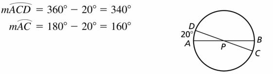 Big Ideas Math Geometry Answers Chapter 10 Circles 10.2 Ans 29