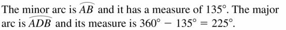 Big Ideas Math Geometry Answers Chapter 10 Circles 10.2 Ans 3