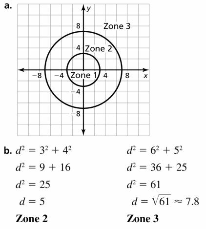 Big Ideas Math Geometry Answers Chapter 10 Circles 10.7 Ans 23.1