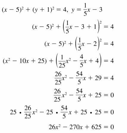 Big Ideas Math Geometry Answers Chapter 10 Circles 10.7 Ans 31.1