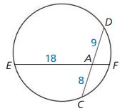 Big Ideas Math Geometry Answers Chapter 10 Circles 211