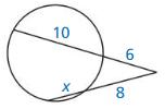 Big Ideas Math Geometry Answers Chapter 10 Circles 223