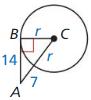 Big Ideas Math Geometry Answers Chapter 10 Circles 25