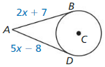 Big Ideas Math Geometry Answers Chapter 10 Circles 27