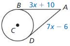 Big Ideas Math Geometry Answers Chapter 10 Circles 28