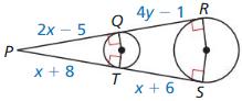Big Ideas Math Geometry Answers Chapter 10 Circles 40