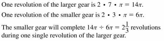 Big Ideas Math Geometry Answers Chapter 11 Circumference, Area, and Volume 11.1 Ques 33