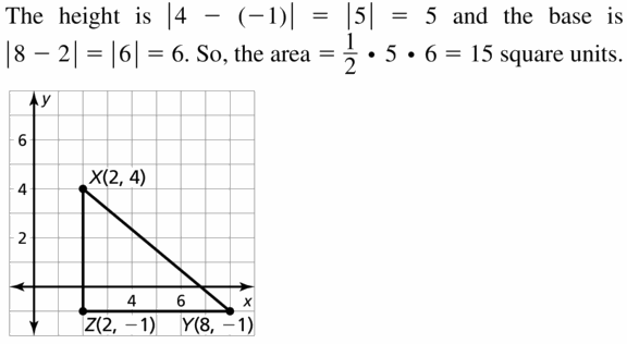 Big Ideas Math Geometry Answers Chapter 11 Circumference, Area, and Volume 11.1 Ques 43.1