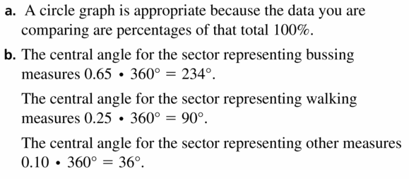 Big Ideas Math Geometry Answers Chapter 11 Circumference, Area, and Volume 11.2 Ques 35.1