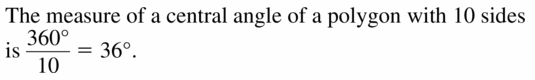 Big Ideas Math Geometry Answers Chapter 11 Circumference, Area, and Volume 11.3 Ques 11