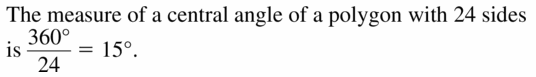 Big Ideas Math Geometry Answers Chapter 11 Circumference, Area, and Volume 11.3 Ques 13