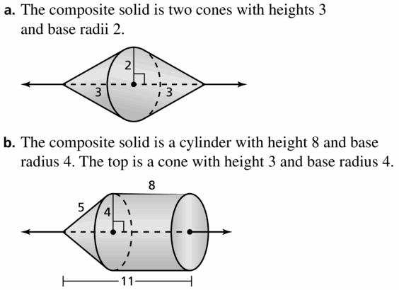 Big Ideas Math Geometry Answers Chapter 11 Circumference, Area, and Volume 11.4 Ques 35