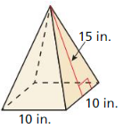 Big Ideas Math Geometry Answers Chapter 11 Circumference, Area, and Volume 6