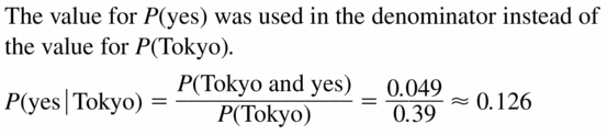 Big Ideas Math Geometry Answers Chapter 12 Probability 12.3 Qu 15