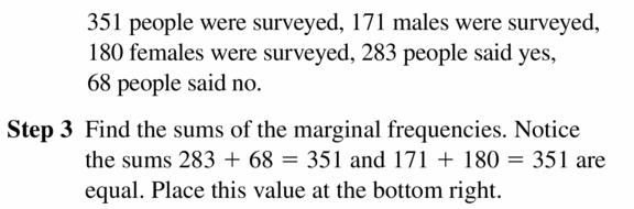 Big Ideas Math Geometry Answers Chapter 12 Probability 12.3 Qu 5.2