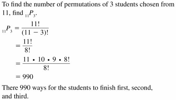 Big Ideas Math Geometry Answers Chapter 12 Probability 12.5 Qu 17